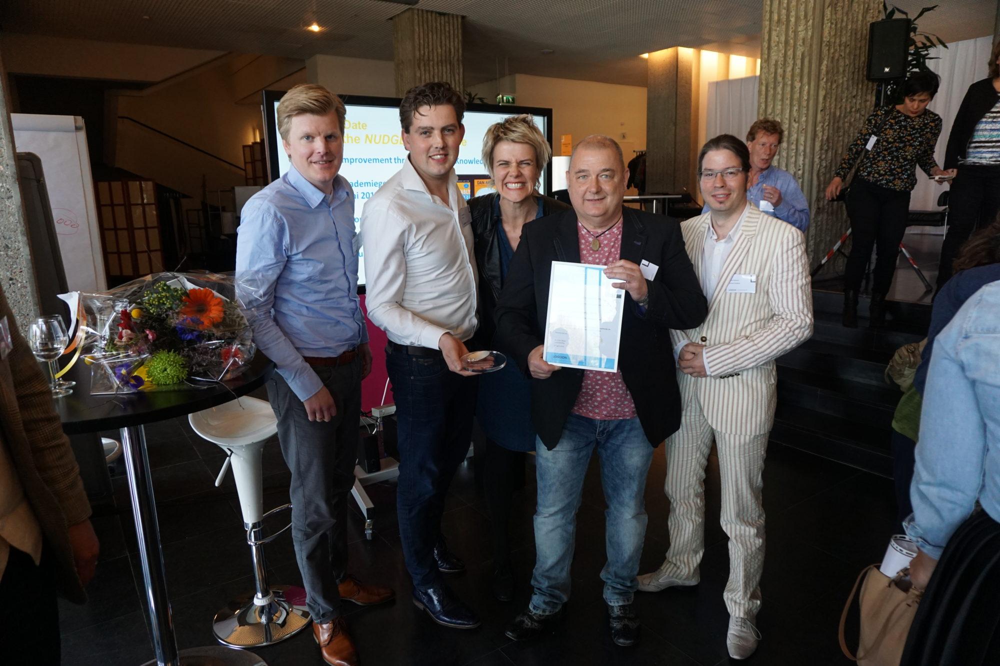 Jij&Overijssel wint Galjaardprijs