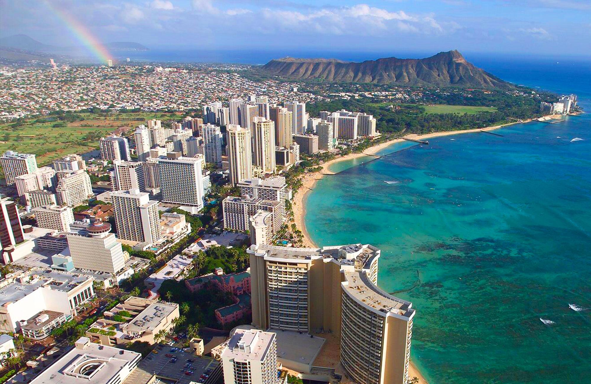 Resilient O'ahu Hawaii
